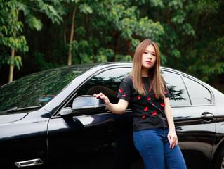 #大馬放寬行動令 Meeia符瓊音提醒大家出外要小心駕駛 曾在山路超車險釀嚴重車禍生死一瞬!