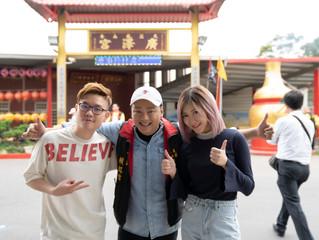 《調啤音乐人》嘉賓:Yuming 賴銘偉 兩位製作人兼主持人因沒提早錄製好節目,節目差點喊卡?