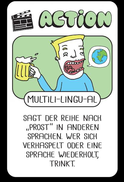 A - multilingual