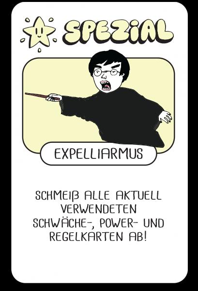 S - Expelliarmus
