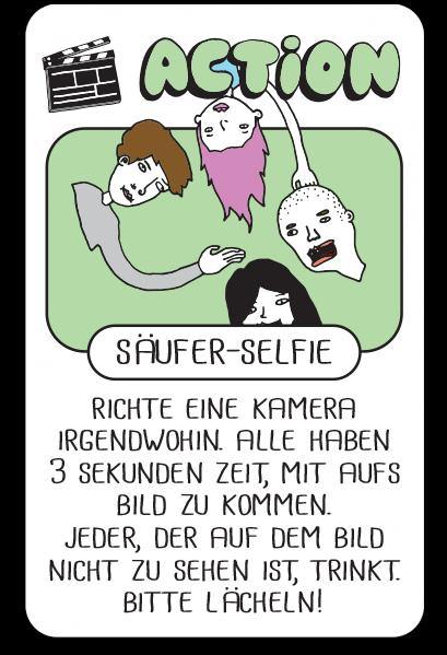 A - selfie