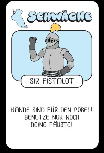 W - Sir fist