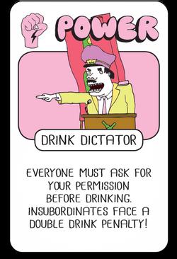 Drink Dictator