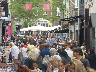 Geen Kinderbraderie in 2020