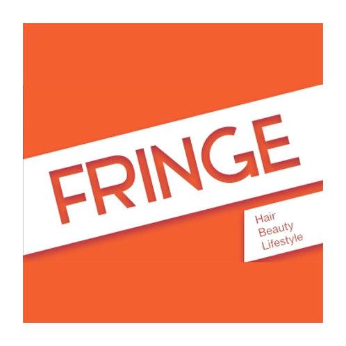 Fringe Hair Beauty and Lifestyle