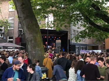 Bomvol Hemelvaart-weekend in Weert