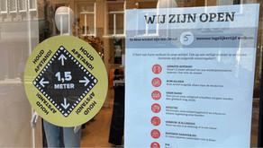 Winkelen volgens richtlijnen