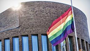 Weert hijst de vlag op Coming Out-dag