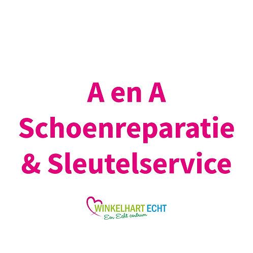 AenA Schoenreparatie en Sleutelservice