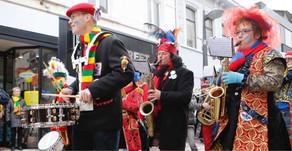 Koopzondag in carnavalssferen