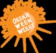 Logo Oranjeweek Weert
