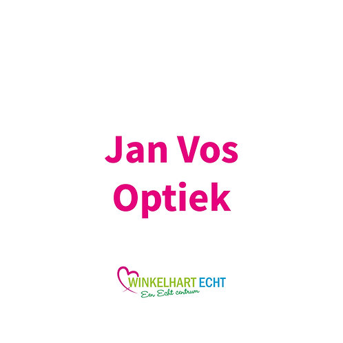 Jan Vos Optiek