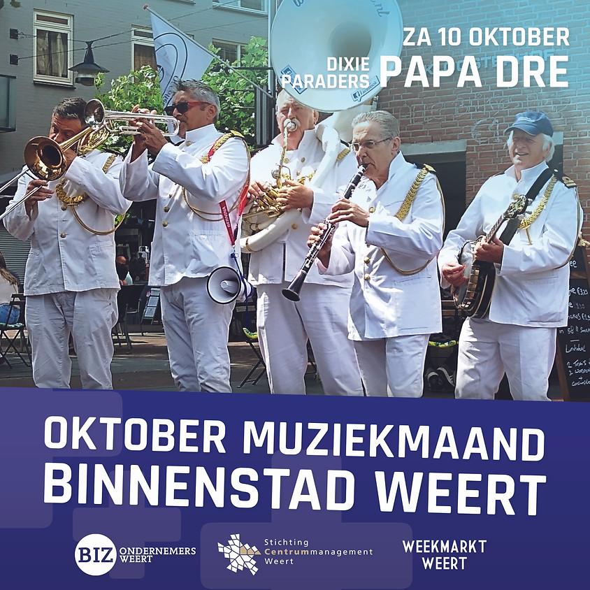 Oktober Muziekmaand