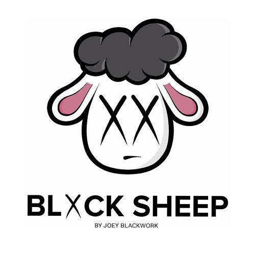 Blxck Sheep by Joey Blackwork