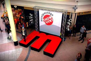 Muntpassage Show Event
