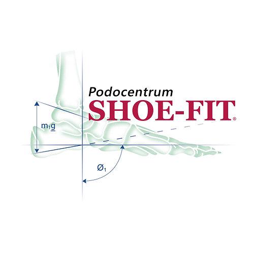 Podocentrum Shoe-Fit