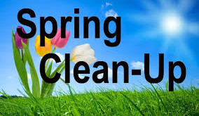 2021 Spring Clean-up Day