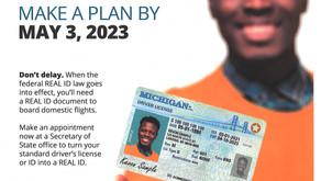 Real ID Deadline
