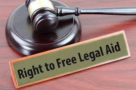 IN INDIA WOMEN ARE ENTITLED TO FREE LEGAL AID/LEGAL SERVICES IRRESPECTIVE OF THEIR FINANCIAL STATUS