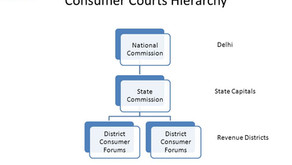 ORDER OF THE STATE CONSUMER COMMISSION IS INCAPABLE OF BEING QUESTIONED IN HIGH COURT under Art. 226