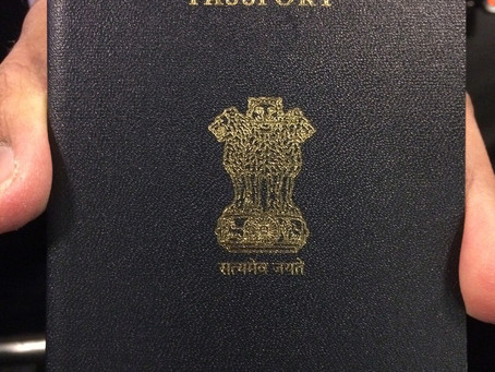ON BEING HELD AS CRYPTIC – NON SPEAKING ORDER PASSED BY APPELLATE AUTHORITY (UNDER PASSPORT ACT)...