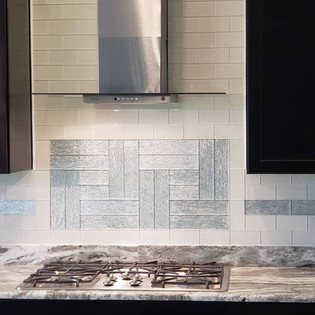 After Pic: Custom kitchen remodeling