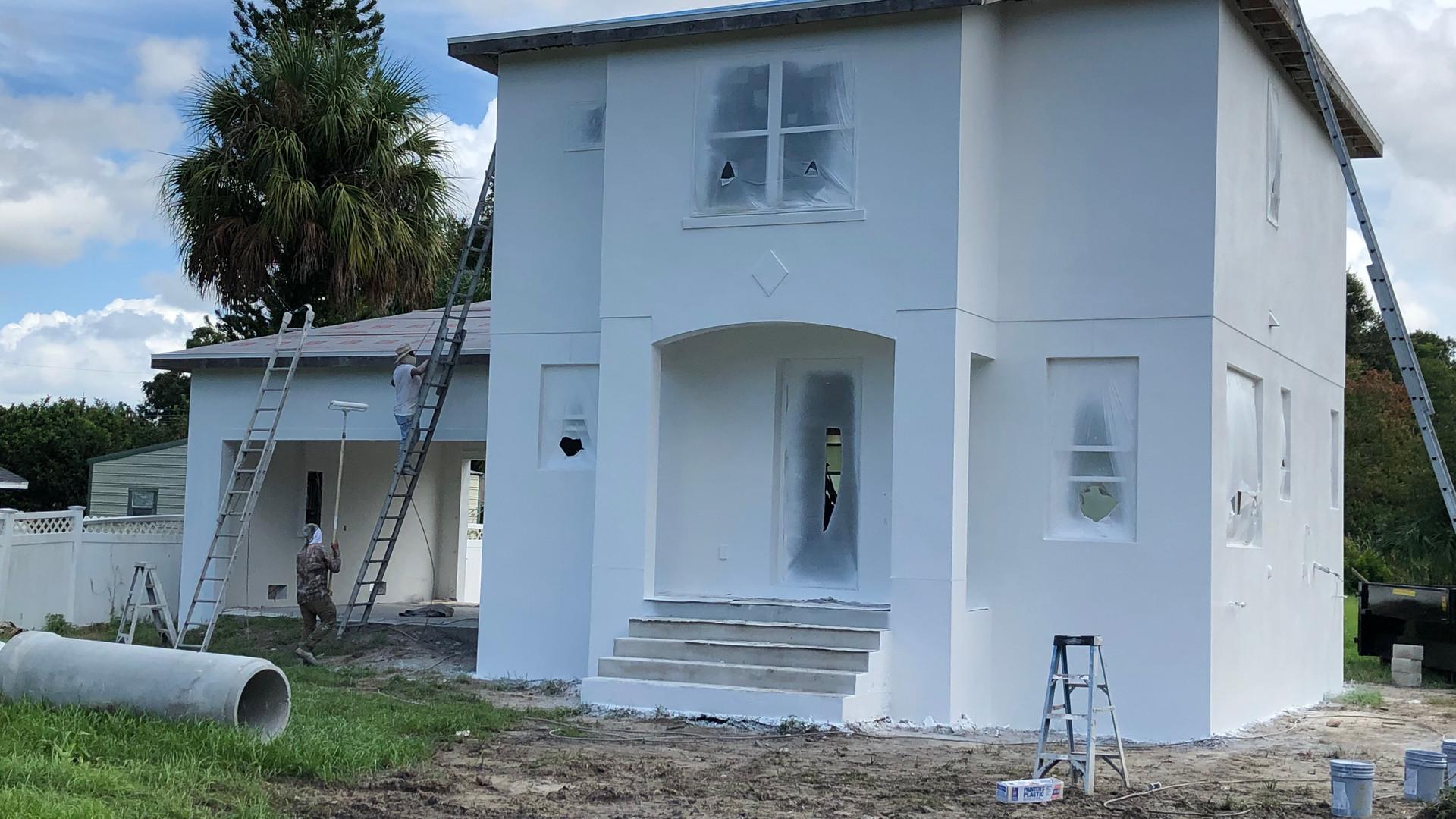 new ruskin house