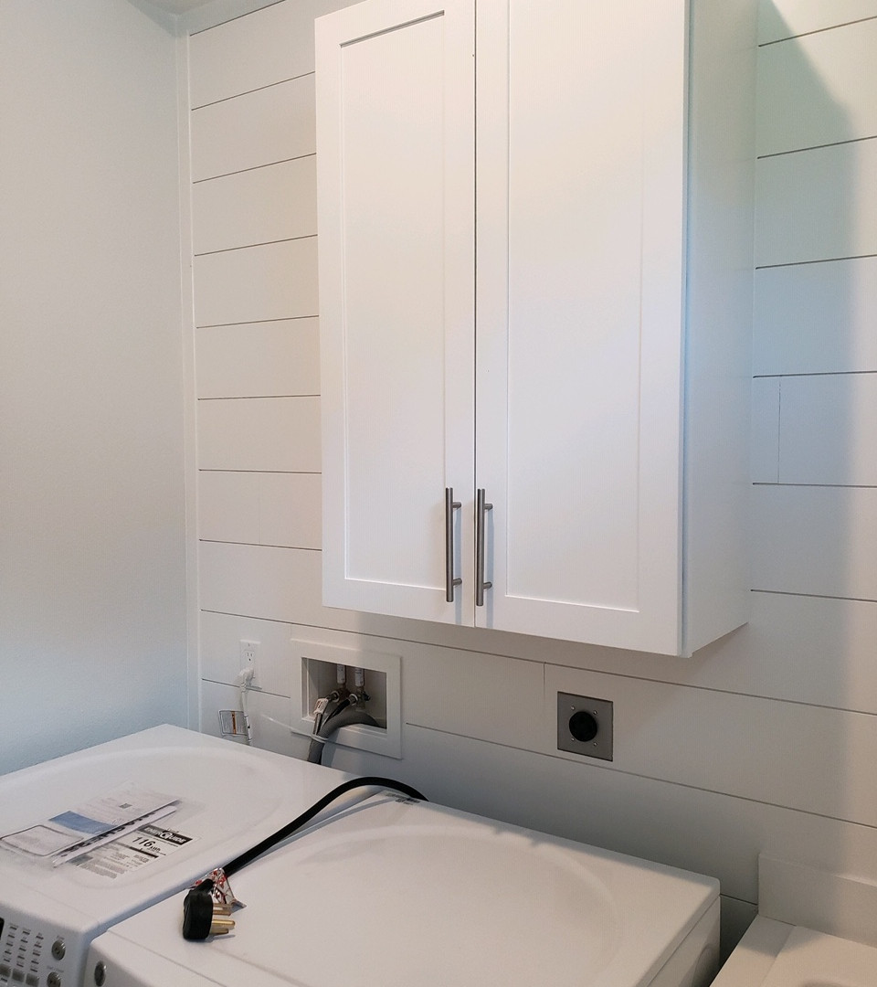 new laundry room