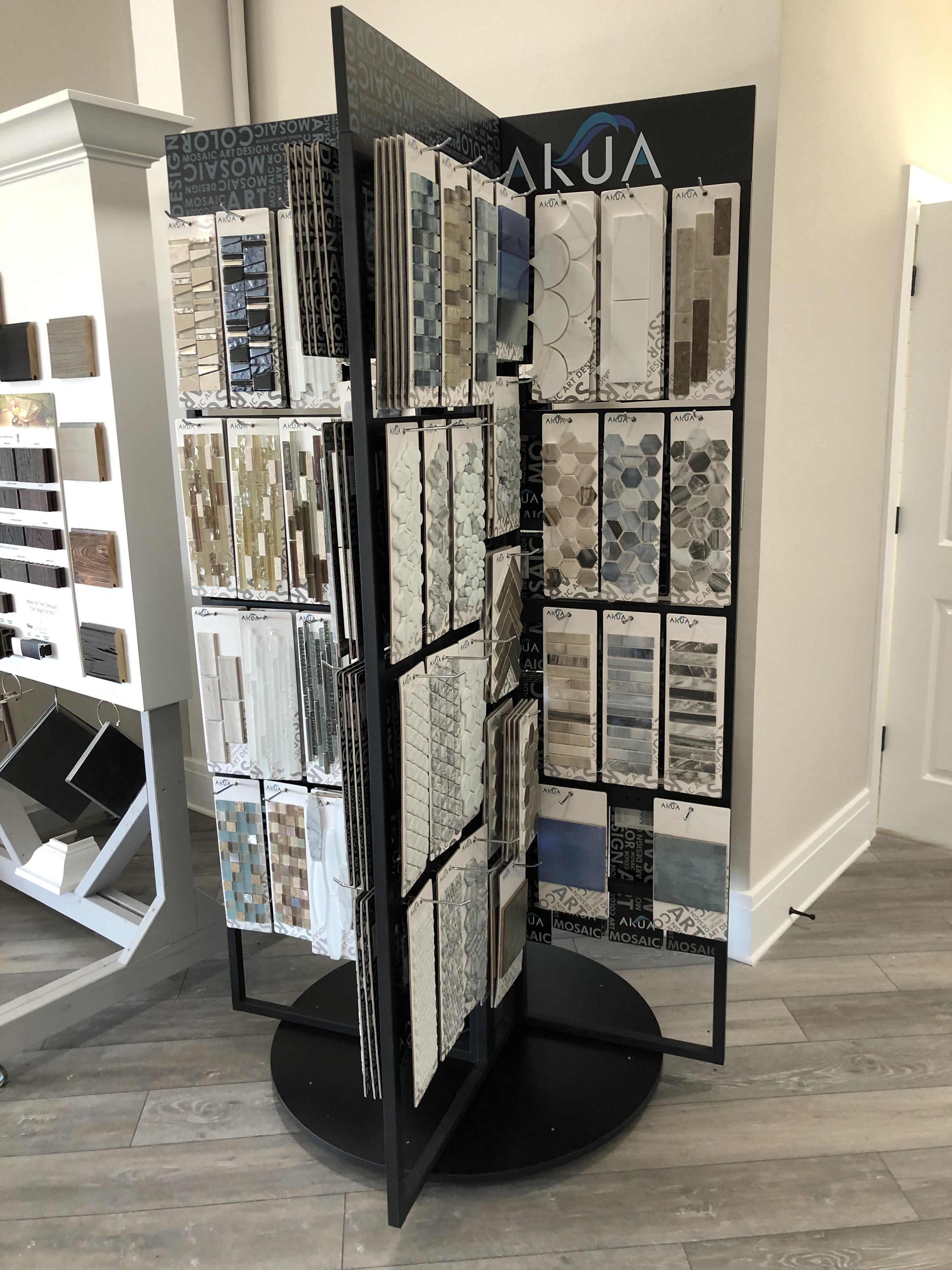 Akua Mosaics Display