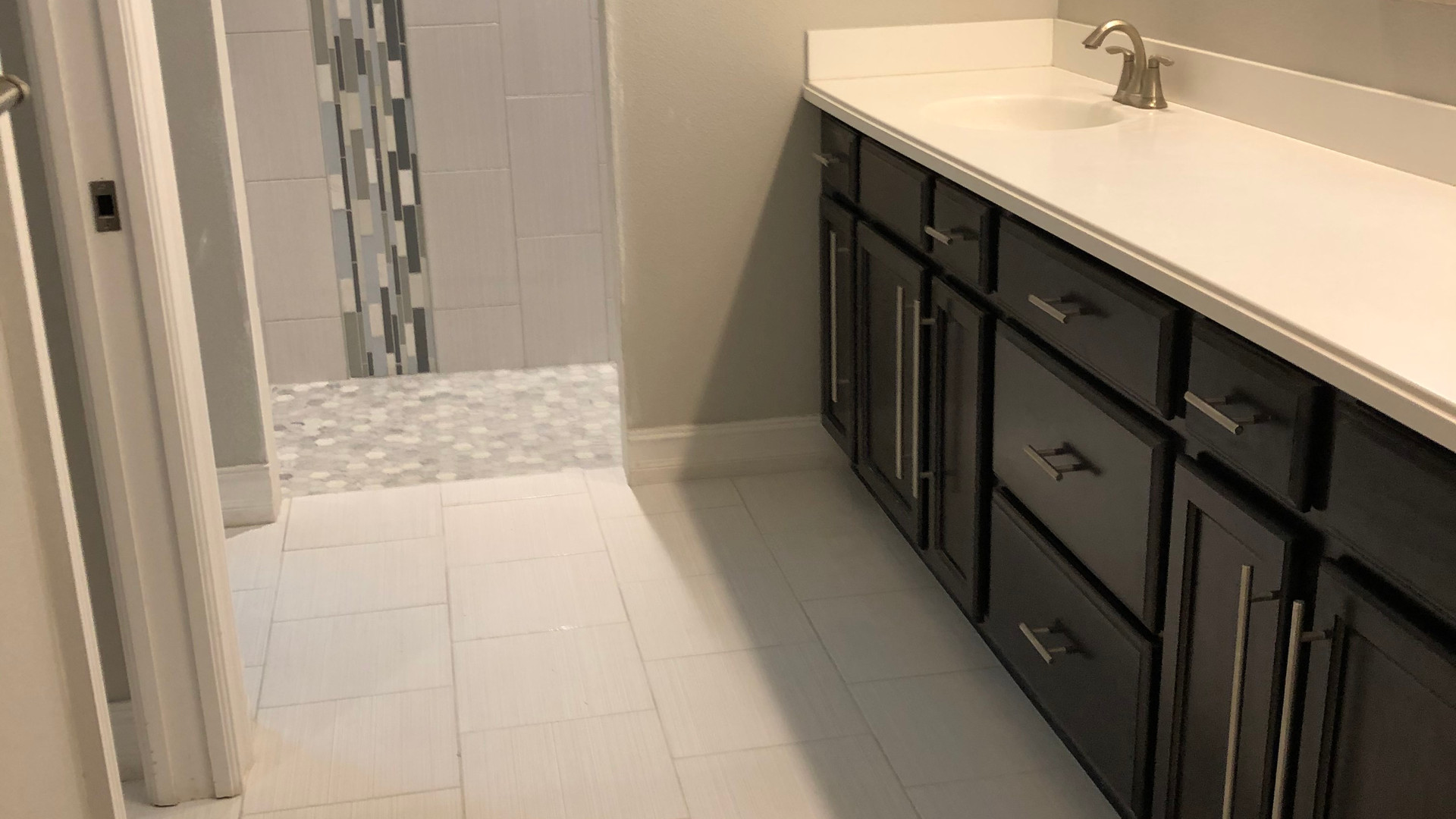 waterset bathroom remodel