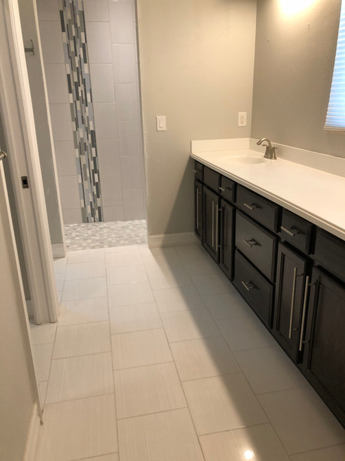 waterset bathroom remodel
