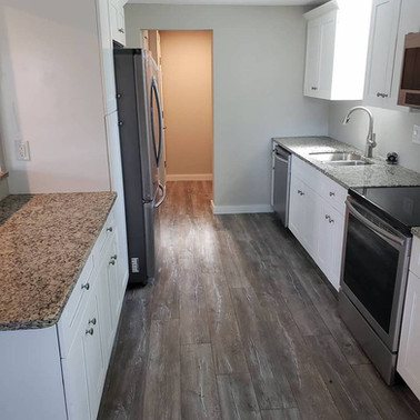 galley kitchen remodeling