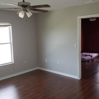 floor sanding and paint