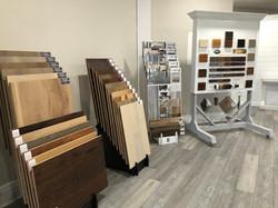 Differenza Homes Showroom Hardwood Floor