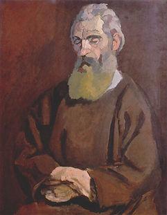 the monk by henri matisse -1903.jpg