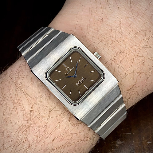 1978 Omega Constellation Cal 663 Automatic, Stainless dress watch, Ref 555.0012