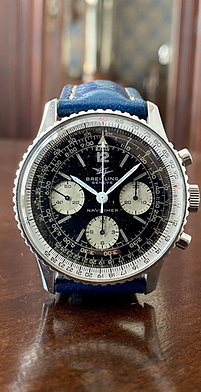 Rare Brietling Navitimer chronograph MK5 Ref 806, Venus 178, from 1966, pilot
