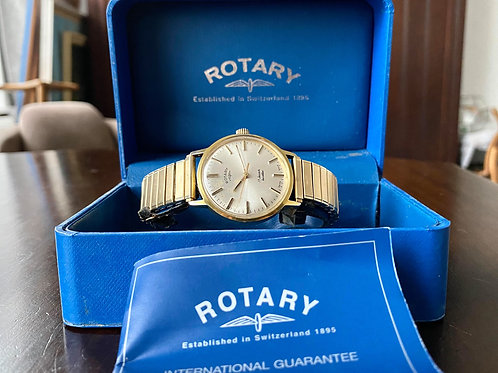 1970s Rotary - Gold Plated