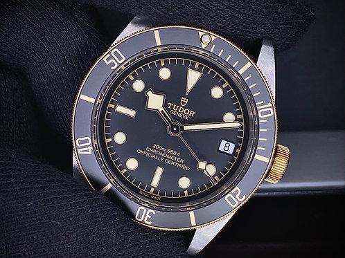 2018 Tudor Black Bay Diver Watch 79733N S&G, Tudor MT5612, Box Papers Guarantee