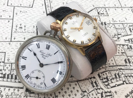 Fears Watch Company - Combining past and present