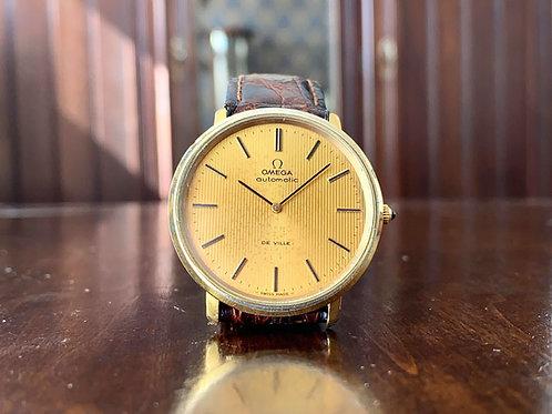 1973 Omega De Ville Automatic watch, Ref. 151.0039, Cal 711 movement, 36mm