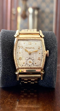 "1949 Bulova ""Cadet"" watch, L1, case no.3405071, Cal. 10BE movement, 15 jewels"