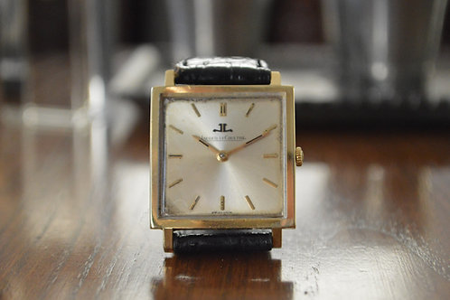 Jaeger Le-Coultre 18ct tank watch