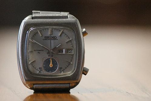Seiko Monaco Chronograph 7016-5000 From November 1972