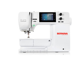 Bernina at The Tailored Fit
