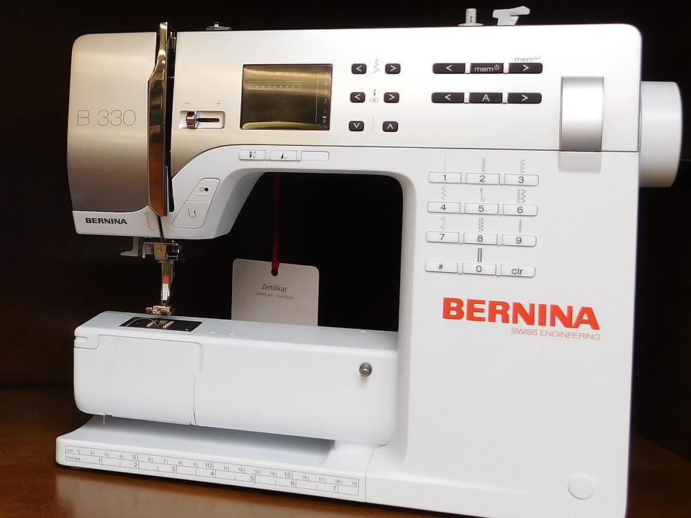 the tailored fit bernina