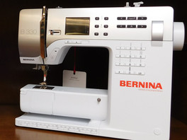Bernina:  Buy From The Tailored Fit