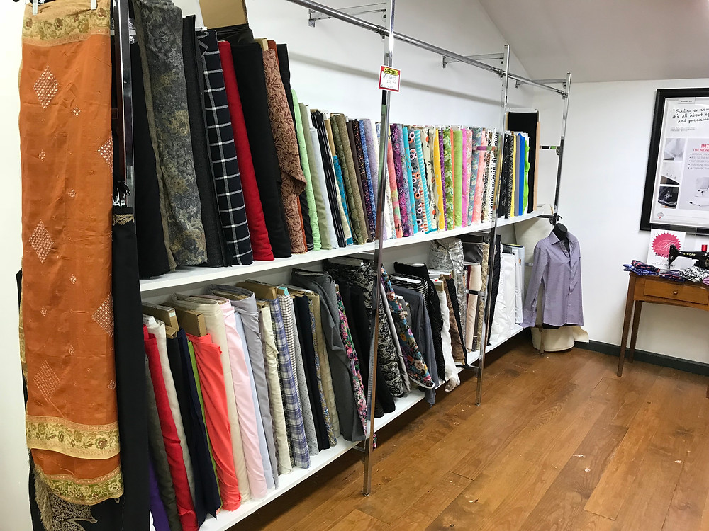 fabric the tailored fit Bloomington indiana