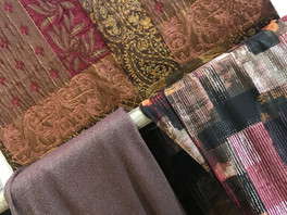World Fabrics and Global Design at The Tailored Fit
