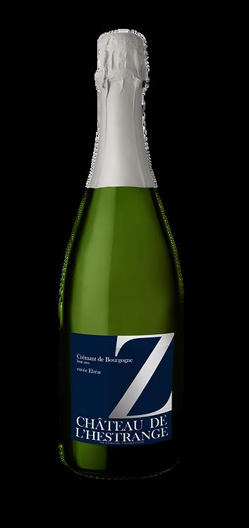 Crémant de Bourgogne Brut Zéro 2016  / Cuvée Elzéar (x6)